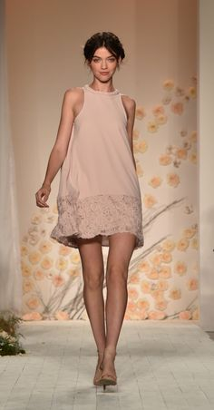 This women's LC Lauren Conrad Runway look gives you an outfit that's chic and ultra-feminine.