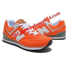 New Balance Orange 574