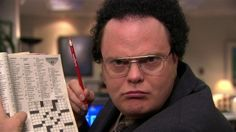 dwight disguise