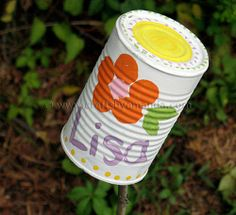 20 camping crafts for kids...could use at home, camping or with girl scouts...