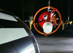 One more pic of the Gemini Rendezvous-Docking Simulator.
