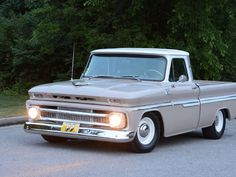 This Simple 1965 Chevrolet C10 Packs A Big Secret Under the Hood