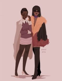 THIS CONCEPT | Rih and Lupita