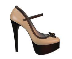 Check out my shoe design via @Shoes of Prey - http://www.shoesofprey.com/shoe/cXyk7
