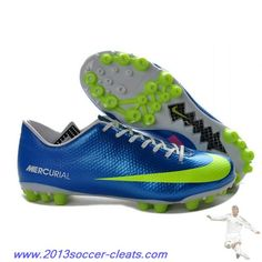 Cheap Nike Mercurial Veloce AG Neptune Blue Volt Pink Football Boots