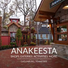 With duel ziplines, incredible treehouses, a canopy walkway, tasty cuisine, and fun shops, there's something for the whole family to enjoy at Anakeesta, an aerial adventure park in Gatlinburg! #greatsmokymountains #cabinsforYOU #Gatlinburg #PigeonForge #tennessee #travel #Smokies #Anakeesta #Kids #outdoor #activities #discover #area
