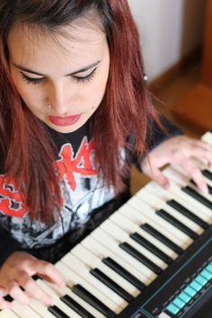 piano, musica, inpiración