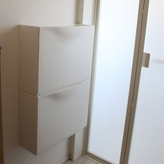 Bathroom/IKEA/洗面所/タオル収納/IKEA 収納/脱衣場...などのインテリア実例 - 2018-08-18 06:27:08 | RoomClip (ルームクリップ) Staying Organized, Filing Cabinet, New Homes, Storage, House, Furniture, Home Decor, Purse Storage, Decoration Home