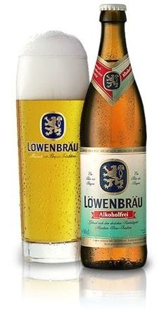 Cerveja Löwenbräu Alkoholfrei, estilo Sem álcool, produzida por Löwenbräu…