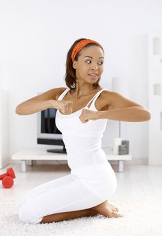 At Home #Workout - Cardio, Strength training, and Flexibility tips