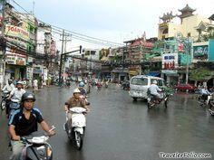 Ho Chi Minh City was renamed Saigon City in 1975