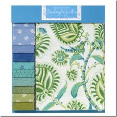 Bailey & Griffin Fabric Line