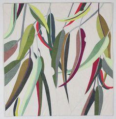 Image of Eucalyptus Colour Study 2 Art Painting, Leaf Art, Botanical Art, Floral Art, Nature Art, Tropical Painting, Art, Life Art, Interesting Art