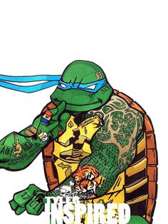 TMNT - Hometown Leo by TylerInspired *