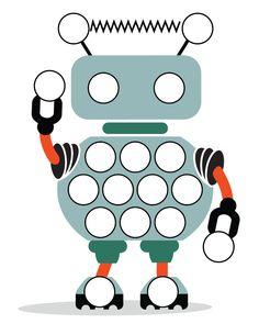 1 Robot Do-a-dot