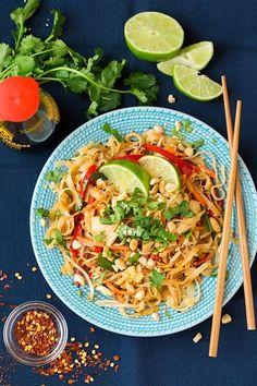 Pad Thai   Cooking Classy #thaifoodrecipes