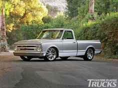 1969 Chevy C10 - Sterling Example - Hot Rod Network