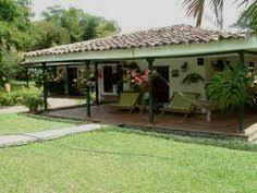 Village House Design, Village Houses, Spanish House, Spanish Style, Cali Colombia, Adobe House, Hacienda Style, Cottage Design, Traditional House