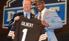 Justin Gilbert will revive his career with Steelers = Back in 2014, cornerback Justin Gilbert was one of the best cornerback prospects we had seen enter the draft in some time.  Honestly, at the time, we hadn't seen a cornerback so highly regarded since.....
