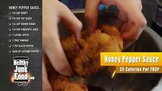 Applebee's Honey Pepper Sauce