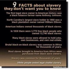 And don't forget #10: Muslims invented the African slave trade…and still keep millions of non-Muslims in slavery across Africa and the Arab world to this very day.