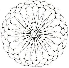 Best 12 U Kathryn : Szydełkowe bombki-wzory/Crochet baubles-patterns – SkillOfKing.Com - Her Crochet Crochet Stone, Crochet Doily Rug, Crochet Snowflake Pattern, Crochet Ball, Crochet Mandala Pattern, Crochet Motifs, Crochet Snowflakes, Thread Crochet, Crochet Stitches