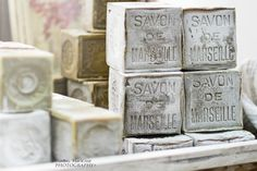 French soap!