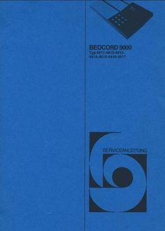 Bang & Olufsen Beomaster 2000 & 3000 , Service Manual