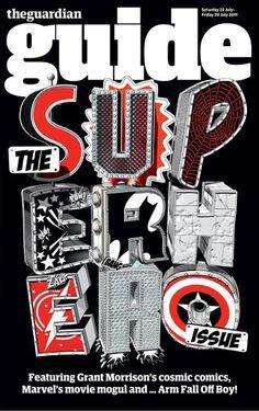 The Superhero Issue