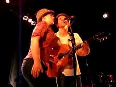 Jason Mraz (Feat. Ingrid Michaelson) - Lucky (Live)