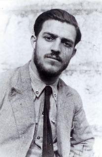 Francisco de Paula -Pavel Secretário Geral Juventude Comunista. Operário Arsenal