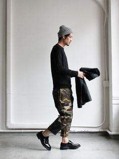 Pyjama knitwear CREW NECK