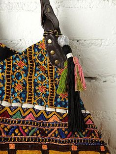 Free People Vintage Tapestry Tote at Free People Clothing Boutique