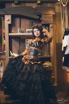 Steampunk Fashion  Gadgets  #provestra