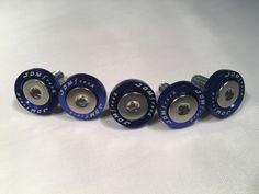 JDMFresh - JDMFresh - Fender Washer Kit 8MM - Blue, $10.99 (http://www.jdmfresh.com/jdmfresh-fender-washer-kit-8mm-blue/)