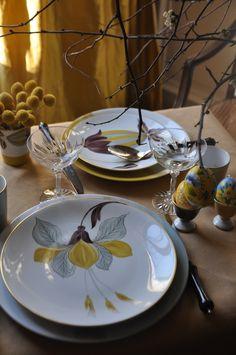 Easter Marie Daâge Porcelaine de Limoges