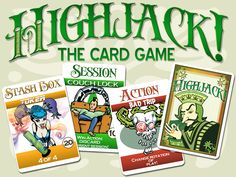 The High Jack Card Game is a weed game in development by SmokingWithStyle.com.  Get a copy of the game by clicking the image.