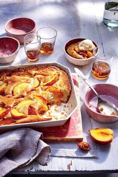 Easy Peach Cobbler Recipe Southern Living