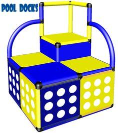 Pool Docks - Shrimp