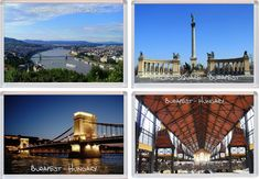 4 Fridge Magnets (image shows each magnet, with individual dimensions below) Fridge Magnet Dimensions: x Image/Photo Dimensions: x Good Quality Print Polystyrene Plastic (GPPS) Photo Dimensions, Wish You Are Here, Budapest Hungary, Image Shows, Magnets, Places To Visit, Louvre, Building, Gifts
