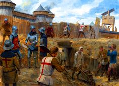 English siege of Orlean, Hundred Years War