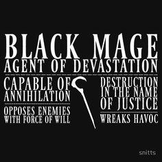 Black Mage - FFXIV