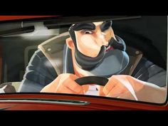 one of the best animations i saw!!! MEET BUCK is an animated film from independent french artists.