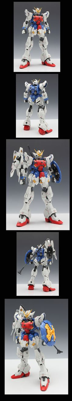 MG Shenlong Gundam EW: Improved Work by wire_effect Full Photoreview | GUNJAP