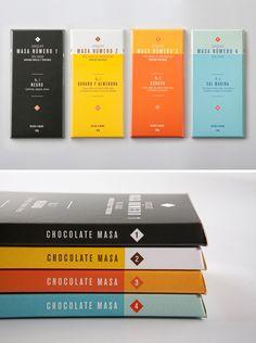 FörpackadBlogg om Förpackningsdesign, Förpackningar, Grafisk Design » Masa choklad CAP&Design Nordens största tidning för kreati — Designspiration
