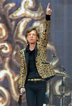 Report: Mick Jagger Moves On with 27-Year-Old Ballet Dancer | Story | Wonderwall