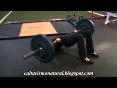 Vídeos de ejercicios para glúteos   Salud