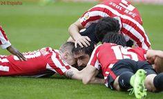 Un valiente Athletic tumba a la Real Sociedad y se adjudica el derbi vasco