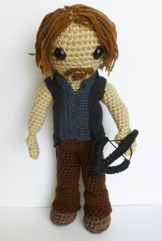 Darryl from The Walking Dead https://www.etsy.com/shop/LilKillerCuties