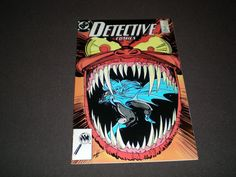 Detective Comics 593, (1988), DC Comics by HeroesRealm on Etsy